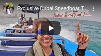 dubai private boat tour